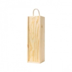 Estuche madera 1 Botella