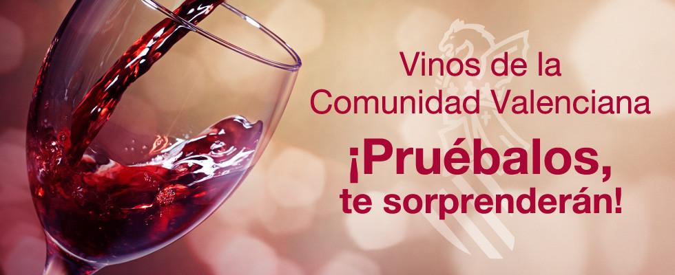 vinos de valencia